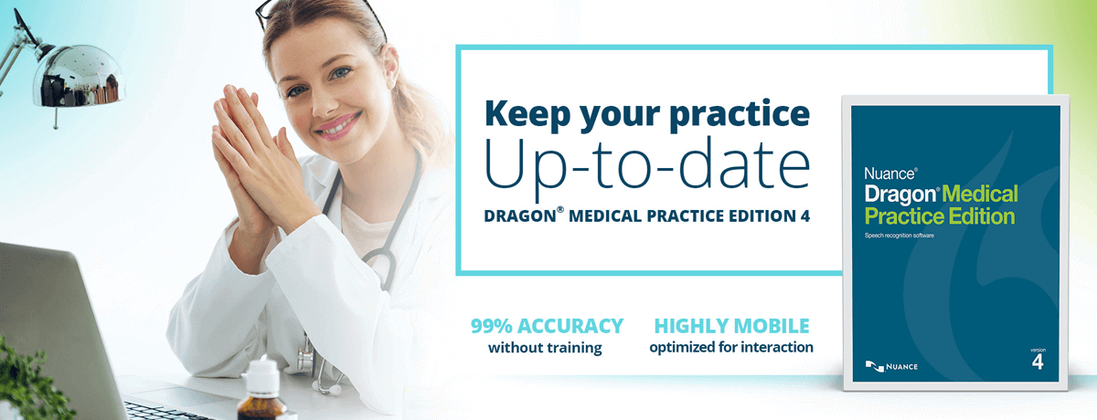 Dragon Medical Up-To-Date