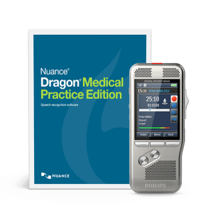 Dragon Medical and Philips DPM8000