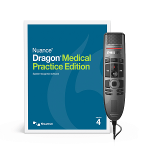 Dragon Medical and Philips SMP3700