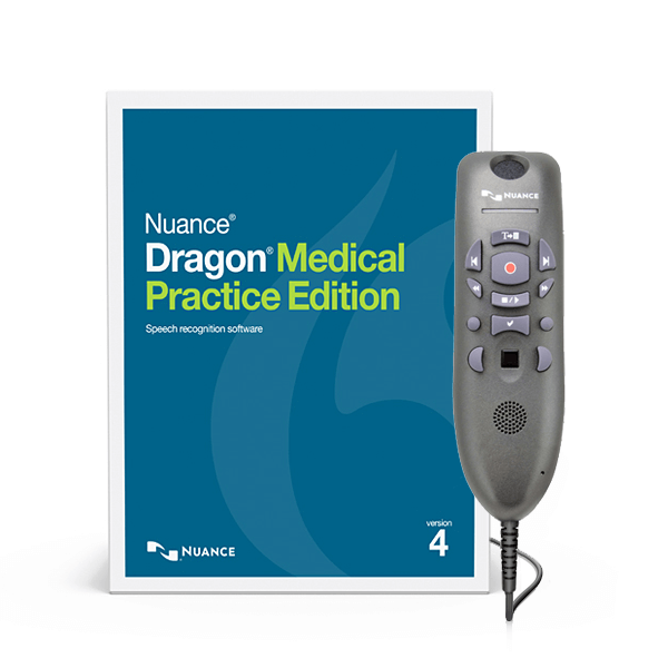 Dragon Medical and Nuance PowerMic III