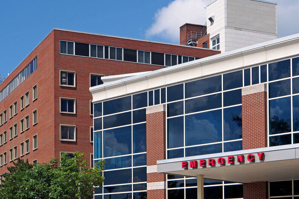 100 Largest Hospitals in United States