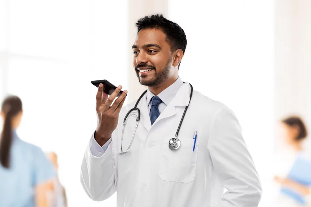 Speech Recognition in EHR Systems