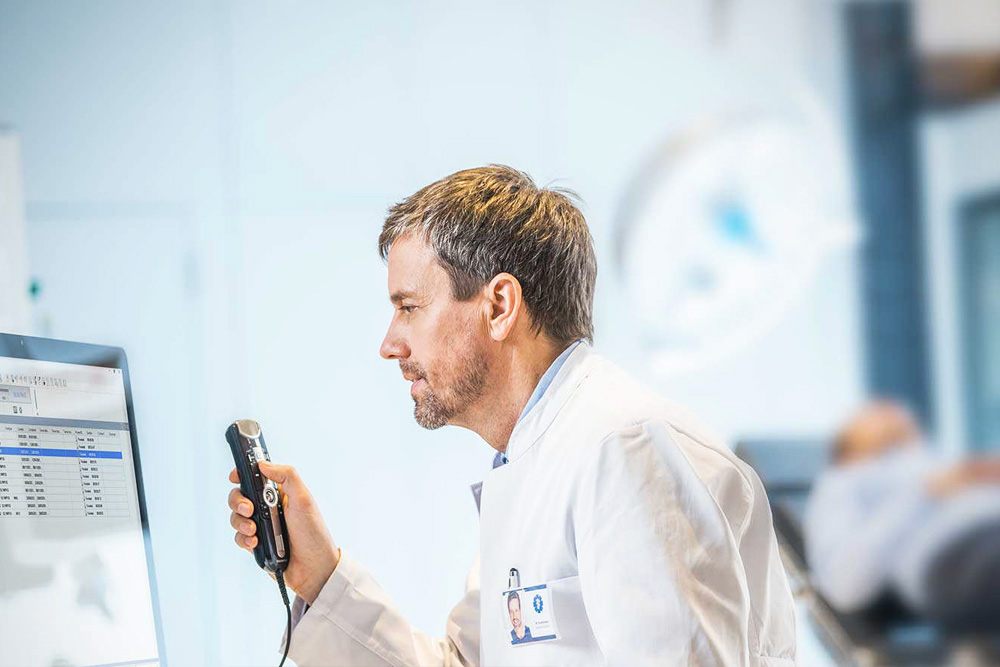 Benefits of Speech Recognition in Healthcare