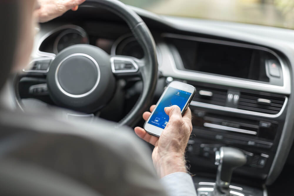 Could Voice Recognition Eliminate Distracted Driving