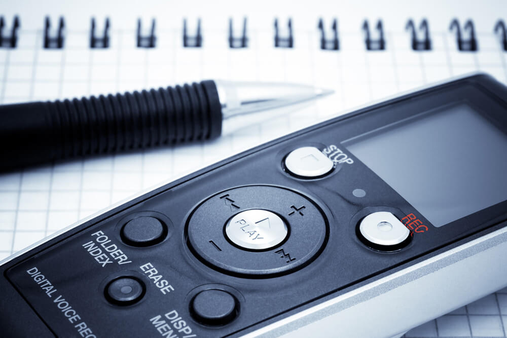 What To Look For In A Voice Recorder